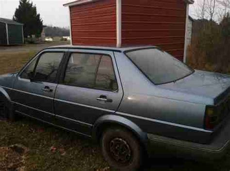 how to work on cars 1985 volkswagen jetta on board diagnostic system buy used 1985 vw jetta diesel in mocksville north carolina united states