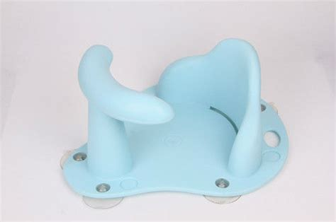 baby plastic bath support bath seat with suction cups