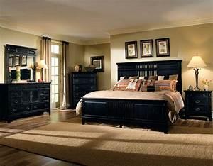 Bedroom Ideas With Black Furniture | Raya Furniture