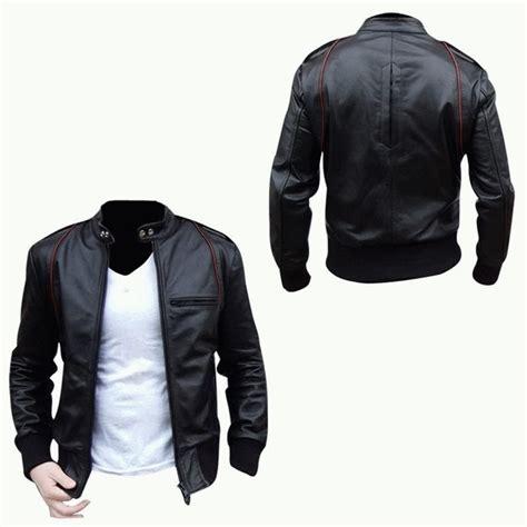 model jaket kulit ariel noah terbaru