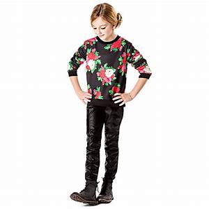 Msgm Kids Flowers For The Debut Collection Fannice Kids