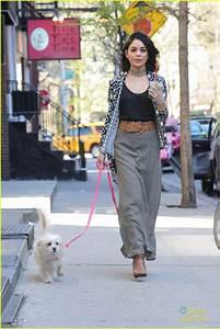 Style Icon: Vanessa Hudgens - Crossroads