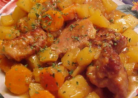 cuisine ivoirienne kedjenou recette de la semaine ragoût de porc images frompo