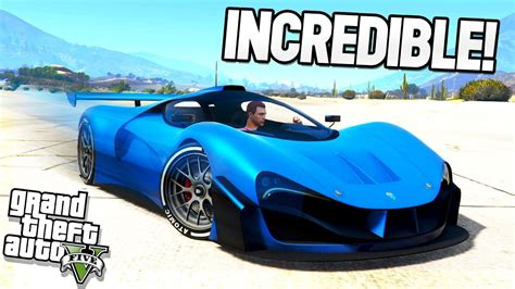 Worlds Best Performing Super Car?! (gta 5 Smugglers Run