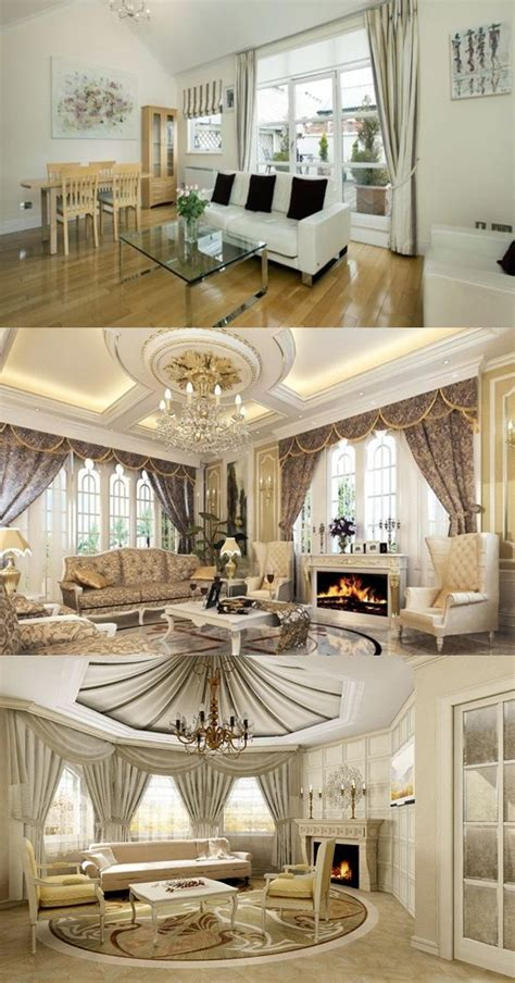 Room Ideas by Chic And Luxurious Large Style Living Room Ideas
