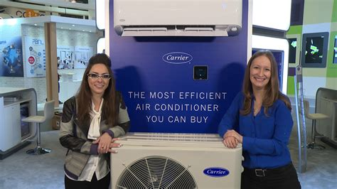 carrier launches   efficient air conditioner