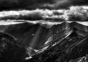 Black And White Landscape Photography 18 Background ...