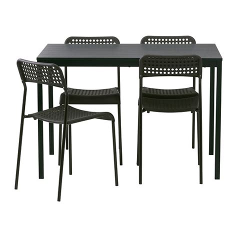 t 196 rend 214 adde table and 4 chairs ikea