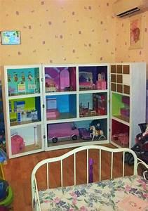Photo Maison Barbie Finie 8 Photo De Meubles En Carton
