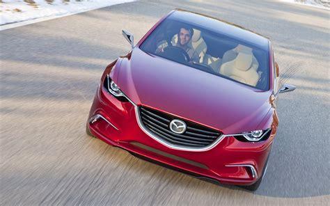 Mazda Takeri Concept 2011 Widescreen Exotic Car Wallpaper