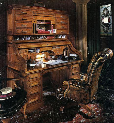 vintage home office roll top desk uninformed comment 3206