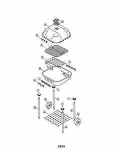 Bbq Smoker Schematic : kmart charcoal grill parts model 012432738 sears ~ A.2002-acura-tl-radio.info Haus und Dekorationen