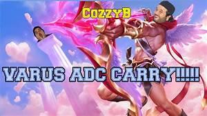 HEARTSEEKER VARUS - League of Legends - I CARRY HARD AF ...