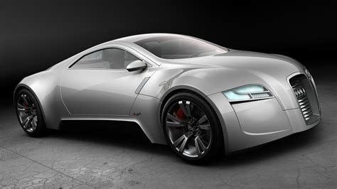 Concept Car Wallpaper by Audi Concept Car Wallpapers Hd Wallpapers Id 6457