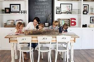 Joanna Gaines House Tour on Design Mom - She Was