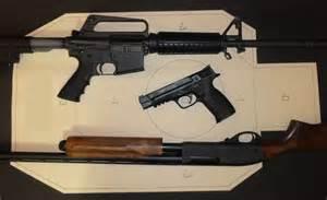 Zombie 3 Gun Match