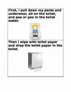 going to the bathroom social story by spedteachersrock tpt With using the bathroom social story