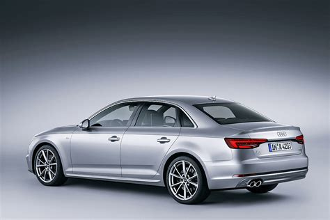 Audi A4 (b9) Luxury Sedan Launched In India At Rs 38.1 Lakh