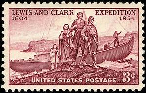 Lewis And Clark Expedition Cross The Continental Divide ...