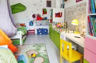 kinderzimmer le relooking d 39 une chambre d 39 enfant partagée