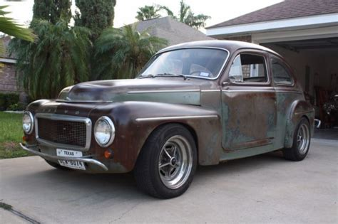 Chevy Volvo by Volvo Pv544 Rat Rod For Sale Photos Technical