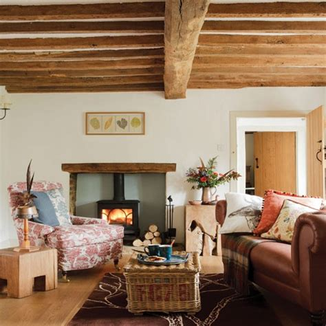 cosy country living room living room housetohome co uk