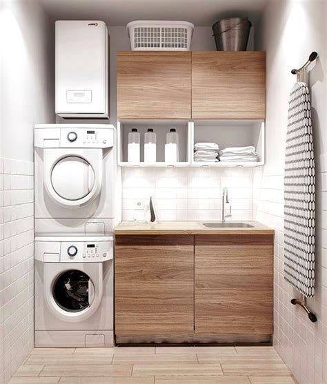 Laundry Room Design Ideas For Small Spaces by Best 25 Small Laundry Ideas On Utility Room