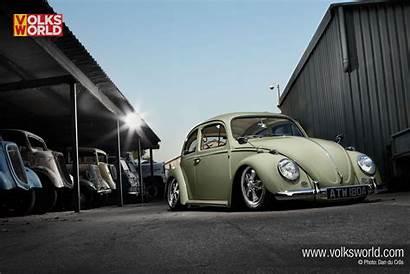 Vw Beetle Volkswagen Wallpapers Desktop Classic Volksworld
