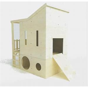 Cabane Enfant Occasion : gegw cabane la design en bois pour enfant achat vente maisonnette ext rieure cdiscount ~ Teatrodelosmanantiales.com Idées de Décoration