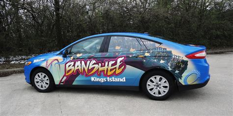 Advertise On My Car, Vinyl Wrap For Cars, Vehicle Vinyl
