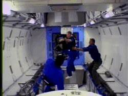 Astronaut stuck in mid-air | AeonSource.Org
