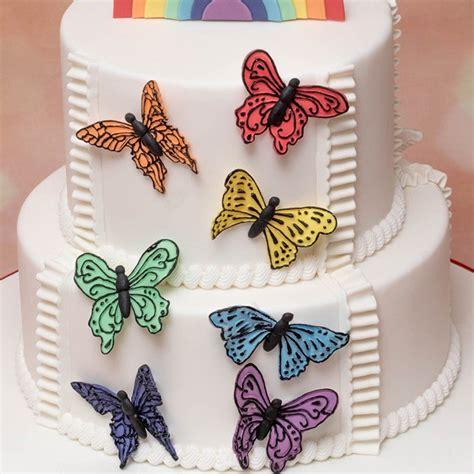 molde  fondant trio mariposas katy sue designs