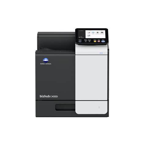 A brief overview of the konica minolta bizhub c 452 color copier. Konica Minolta Bizhub C4000i colour A4 multifunctional printer - Copytech