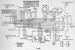 Wiring Diagram Honda Ct90 Trail Bike