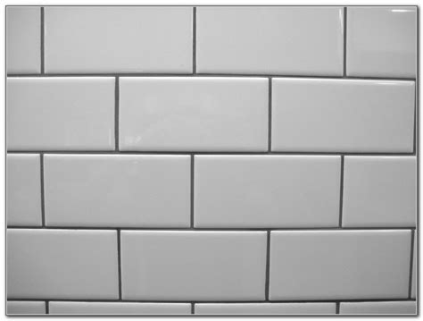 light tile with dark grout white subway tile light grey grout tiles home