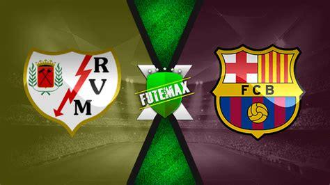 Assistir Rayo Vallecano x Barcelona ao vivo online 27/01 ...