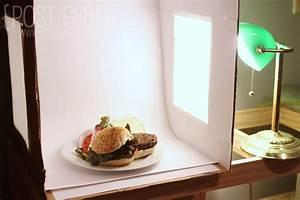The secret to amazing food photography - DIY Photo Light Box   www.nicolelitton.com   Light box ...