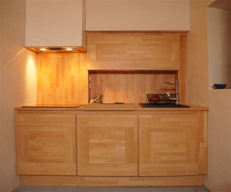 cuisine bois massif modele de cuisine en bois massif mzaol com