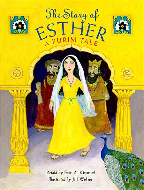the best purim books and dvds for it up 836 | the story of esther a purim tale