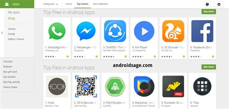 best free player android app how to promote your android app for free