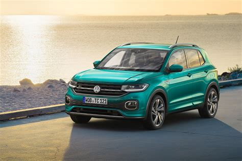 New Volkswagen T-cross Unveiled