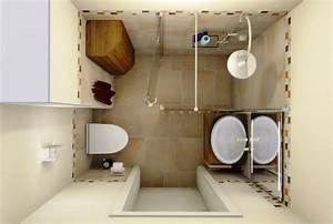 Badgestaltung Kleines Bad : best design for small bathroom home pinterest badezimmer badezimmer einrichtung und g ste wc ~ Sanjose-hotels-ca.com Haus und Dekorationen