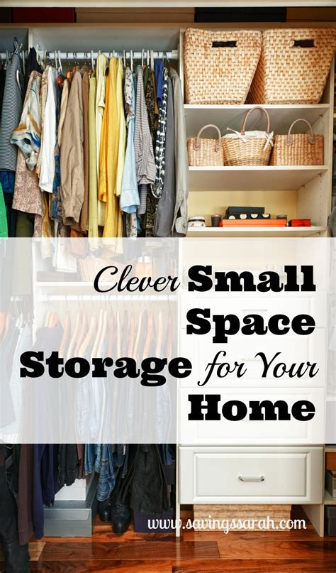 clever storage ideas for small houses clever small space storage in your home earning and 9425