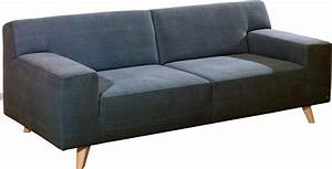 Tom Tailor Sofa : tom tailor 2 sitzer sofa nordic pure im retrolook f e buche natur online kaufen otto ~ Frokenaadalensverden.com Haus und Dekorationen
