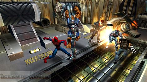 Marvel: Ultimate Alliance Highly Compressed PC Game Full ...