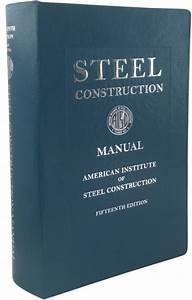 Steel Construction Manual  15th Ed