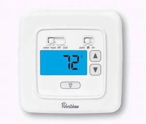 Robertshaw Thermostat Manual