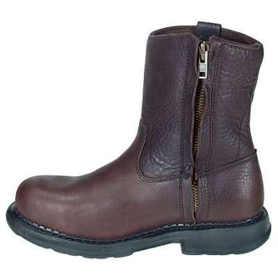 Men Zip Boots Boot