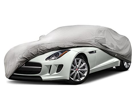 Carscover Custom Fit 2014-2017 Jaguar F-type Car Cover