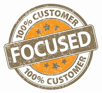 Customer Focused Marketing Focus Icon Heating Stucco